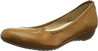 Arch Contact 日本制造 休闲浅口鞋 女士 低跟鞋 IM39085 0 驼色 24.5 cm