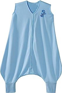 HALO Early Walker SleepSack 轻质针织可穿戴毛毯 蓝色 Xlarge