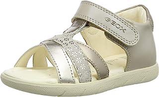 Geox 健乐士女婴 B 凉鞋 Alul D 露趾凉鞋