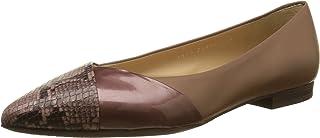 Geox 健乐士女式 D Rhosyn C 芭蕾平底鞋