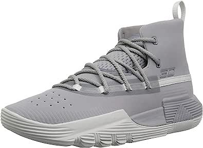 Under Armour 安德玛 男童 Grade School SC 3Zer0 II 篮球鞋