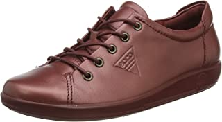 ECCO 爱步 女子Soft 2.0德比鞋