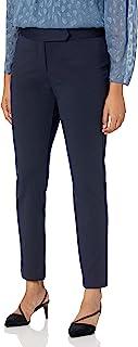 MILLY 女式 Fletcher Ponti 针织长裤