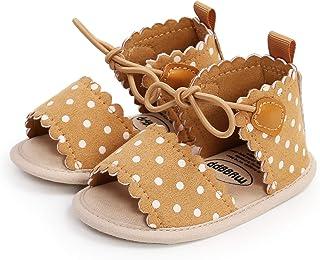 婴儿女童男童凉鞋防滑橡胶软底透气学步学步学步学步鞋夏季鞋