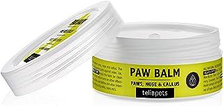 Teliapets 狗爪膏 - 修复和保护皮肤护理产品 - 为您的宠物提供舒缓和滋养护理 - 全*天然植物和** - 防水合成
