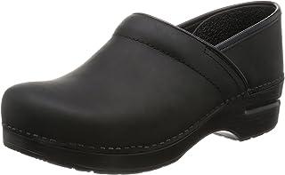 Dansko Men's Professional Box Leather Clog