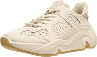 ECCO 爱步 女式 Chunky 系带运动鞋