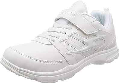 [*明星] 运动鞋 上学用鞋 轻巧 魔术 宽松 2E 儿童 SS J829