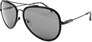 Dragon Alliance Matte Black Grey Status Sunglasses