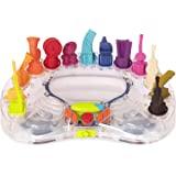 B.Toys B.儿童交响乐音乐玩具乐团 13婴儿和幼儿古典音乐乐器 - 互动儿童音乐玩具灯和15首歌曲