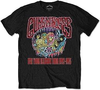 Rockoff Trade 男式 Guns N' Roses Illusion Monsters T 恤