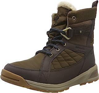 Columbia 女士 Meadows Short ty Omni-Heat 3D 中筒靴