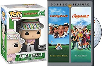 Judge Smalls in Caddyshack Gold Comedy The Snobs Vs。 电影经典款 + Funko POP 高尔夫球手办