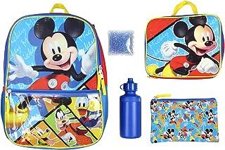 Disney 米老鼠儿童 5 件套 16 英寸背包组合套装