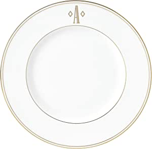 Lenox 联邦金块交织字母餐具 字母 A 870047