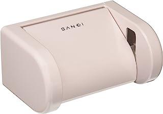 三荣水栓 ワンタッチペーパーホルダー W37厕所用 P:ピンク