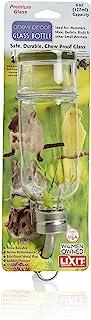 Lixit Fbgb-6 耐咀嚼玻璃瓶 6 盎司适合鸟/小号。 动物