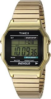 Timex 男士手表 数字手表
