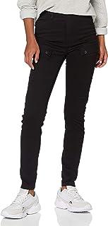 G-STAR RAW 女士 Blossite Army 超高腰紧身休闲裤