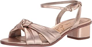 Sam Edelman 女式 Ingrid 高跟凉鞋