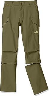 Mammut 猛犸象 全腿裤 变形商标 3/4 2 in 1 裤子 适合亚洲人 女式