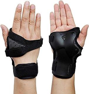 防冲击护腕,适用于徒步 & 登山 & 滑雪运动 & 极限运动 & 滑冰(尺码:S 码