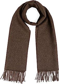 奢华 * 纯婴儿羊驼羊毛围巾 男女适用 - 多种颜色可选