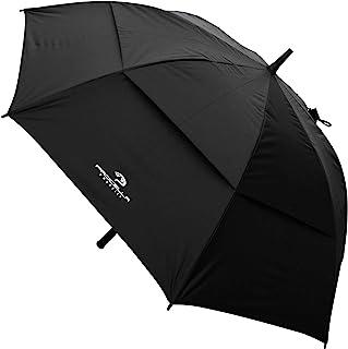 Procella 防风高尔夫伞抗紫外线 - 反光衬里* - 双遮篷 - 自动开合 - 超大 157.62cm