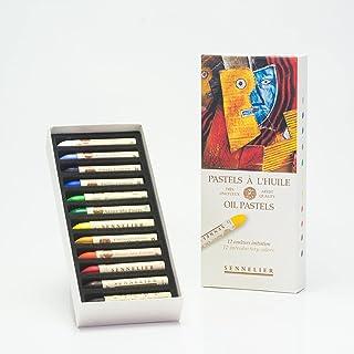 Sennelier 油画棒 试用 6 色套装 parent 初级