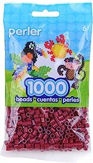 Perler Beads 1,000/Pkg-Cranapple