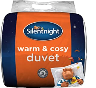 Silentnight Warm And Cosy Tog 羽绒被 - 白色 白色 King 445702GE