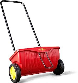 【园艺工具】Wolf Garten 手推式播种器 公共绿地 草坪撒肥器 WE 330