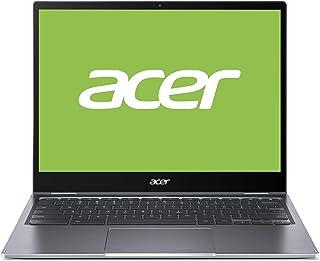 Acer 宏碁 Chromebook Spin 13 ( 13.3英寸 QHD IPS 触摸屏 , 360° 可转换 , 17毫米扁平 , 超长电池续航时间 , 快速无线局域网 , 背光键盘 , Google Chrome OS ) 煤黑色