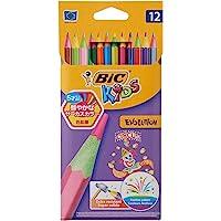 BIC KIDS 有色铅笔 サーカス 12色 12色