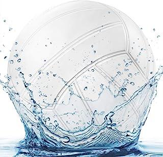 Lit Pool Volleyball 标准水排球,适用于 Intexx、Dunnrite、Swimway 或其他泳池排球套装