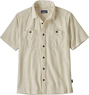Patagonia 男式 M 背部阶梯衬衫