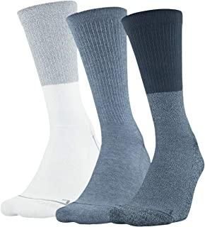 Under Armour Phenom 5.0 纯色船员袜,3 双装