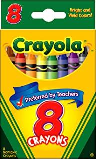 Crayola BIN523008 经典彩色包装*蜡笔