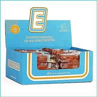 能量蛋糕补充棒,125 克,巧克力色,24 支装