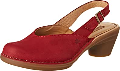 EL Naturalista 女式 N5371 愉悦的藏青/浅口吊带式凉鞋