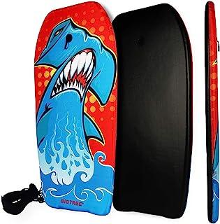 BIGTREE Bodyboard 踢水板 冲浪 Skimboard Wake Boogie Board Pool