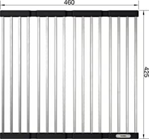 BLANCO 铂浪高 厨房水槽架/沥水器,可折叠,宽度425mm