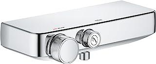 Grohe 高仪 Grohtherm SmartControl 淋浴恒温器 34719000(DN 15,墙装),镀铬