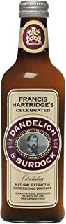 Hartridge's Dandelion and Burdock 330 ml (Pack of 12)