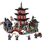 LEGO 乐高 70751 忍者神庙积木