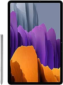 Samsung Electronics Galaxy Tab S7 Wi-Fi,神秘银色-256 GB