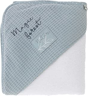 Cambrass 45972 毛巾帽 22.5x29x29 厘米 森林蓝 蓝色