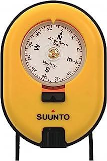 SUUNTO 颂拓 SS020419000 KB-20/360R G 黄色指南针