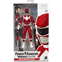 Power Rangers E7755 Lightning系列 6英寸/约15.24厘米 Mighty Morphin…
