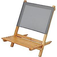 AAAAAcessories Adirondack 椅子,可折叠椅子,便携式椅子,钓鱼/露营/海滩/度假,户外休闲防潮…